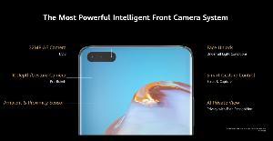 Huawei เปิดสมาร์ทโฟน P40 ซีรีส์ แพงสุด 5 หมื่นบาท