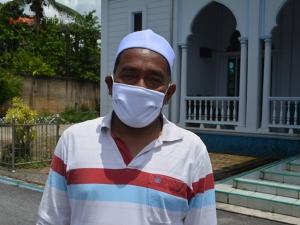 มัสยิดในเบตงงดละหมาดวันศุกร์ชั่วคราว จากสถานการณ์การระบาดของโรคโควิด-19