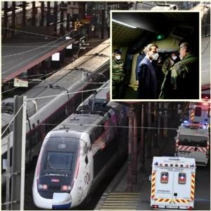"""In Clip: """"ฝรั่งเศส"""" เริ่มต้นใช้รถไฟอพยพผู้ป่วย """"มาครง-ทรัมป์"""" เตรียมนำร่องสู้วิกฤตโควิด-19 ยอดดับทั่วยุโรปสูงสุดเกิน 15,000"""