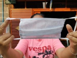 (ชมคลิป)อสม.โวย ทต.กุดสิมใช้ผ้าน้ำขาวทำหน้ากากแจกชาวบ้าน จับตาท้องถิ่นใช้งบสู้โควิด19เละเทะ
