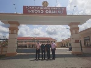 ซี.พี.เวียดนาม มอบอาหารปลอดภัย หนุนแพทย์เวียดนามสู้ภัยโควิด-19