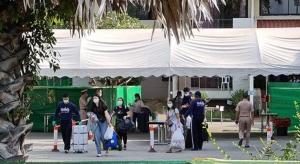 ไร้โควิด-19! นร.ทุน AFS อิตาลีพร้อมเจ้าหน้าที่รวม 83 คน ได้กลับบ้านหลังครบกำหนดกักตัวที่สัตหีบ