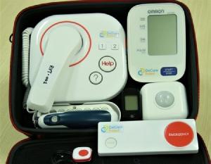ติดเกราะให้หมอ เสริมความปลอดภัยคนไข้สู้โควิด-19 ด้วย Tele-Monitoring