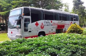 เครือ LPN ร่วมกับสภากาชาดไทย จัดรถรับบริจาคโลหิตถึงชุมชน สำรองโลหิตเพื่อชาติ