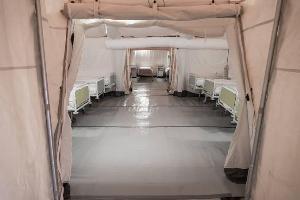 กห.เร่งเตรียม รพ.ทหาร-สนาม รับผู้ป่วยโควิด-19 หนุนเข้มคัดกรองคนกลับไทย
