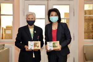 ซิซซ์เล่อร์ส่งมอบอาหารให้ รพ.จุฬาลงกรณ์ สภากาชาดไทย และศิริราช