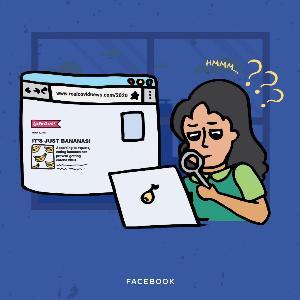 5 วิธีสังเกตข่าวปลอมโควิด-19 ด้วยตัวเองที่ Facebook แนะนำ