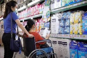 แม็คโคร จัดเวลาพิเศษให้ คนสูงวัย-พิการ