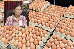 เกษตรกรไก่ไข่ ยันไข่เพียงพอต่อการบริโภค