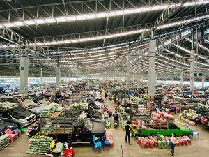 """""""ตลาดสี่มุมเมือง"""" รวมพิกัดเครือข่ายรถเร่สี่มุมเมือง  เร่งช่วยเกษตรกรไทยและผู้ค้ารถเร่ พร้อมเชื่อมโยงผู้บริโภคเข้าถึงอาหารสดส่งตรงถึงบ้าน"""