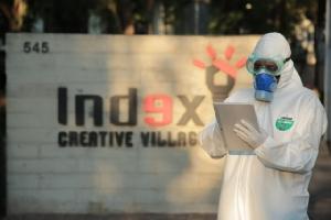 อินเด็กซ์ ครีเอทีฟ วิลเลจพลิกวิกฤตเป็นโอกาส เปิดบริการพ่นฆ่าไวรัส เริ่มต้นเพียง 1,500 บาท/ครั้ง