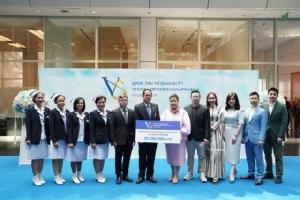 มูลนิธิ วิชัย ศรีวัฒนประภา ร่วมเคียงข้างสังคมไทยในวิกฤตไวรัส COVID-19 สนับสนุน 45 ล้านบาทให้ความช่วยเหลือภาวะฉุกเฉินทางสาธารณสุข