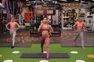 วี ฟิตเนส โซไซตี้ เปิดคลาสไลฟ์สดสอนออกกำลังกายผ่านเฟซบุ๊ก