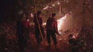 ไฟเผาป่าเชียงใหม่ยังหนักฮอตสปอตพุ่ง 571 จุด จนท.ระดมดับไม่ได้ยั้งมือ-ผู้ว่าฯ สั่งเข้มบังคับใช้ กม.