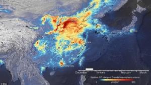 ล็อกดาวน์ หยุดโควิด-19 เหตุมลพิษทางอากาศในเมืองใหญ่ทั่วโลกลดลง