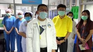 5คนขอนแก่นรายงานตัวแล้ว ย้ำกักตัว14วันเฝ้าระวังโรคที่รพ.ขอนแก่น