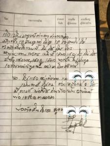 เศร้า! จนท.สู้ไฟป่า ผูกคอเสียชีวิด ทิ้งจดหมายลา
