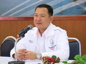 นายยุทธพล อังกินันทน์ (ภาพ : เพจ กรมทรัพยากรทางทะเลและชายฝั่ง)