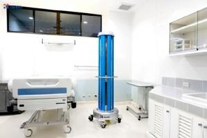 N Health แนะนำบริการฆ่าเชื้อโรคด้วยรังสีอัลตราไวโอเลต สร้างความมั่นใจแก่โรงพยาบาล