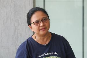 น.ส.ดวงพร เฮงบุณยพันธ์ ผู้อำนวยการสำนักสนับสนุนสุขภาวะชุมชน (สำนัก 3)