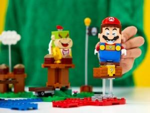 """LEGO ชุดพิเศษ """"Super Mario"""" ขายจริง 1 สิงหาคมนี้"""
