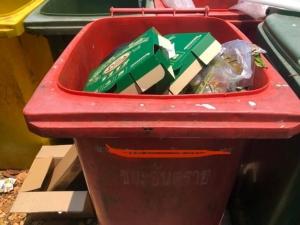 ถังขยะอันตราย ที่มีมาก่อนก็เป็นถังขยะสารพัด