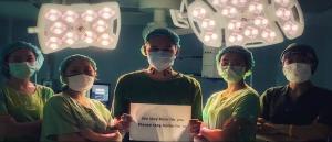 """""""บอย โกสิยพงษ์"""" แต่งเพลงซึ้งใจ """"เธอ"""" ขอบคุณหมอ-พยาบาล"""