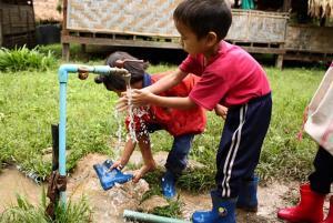ยูนิลีเวอร์ ประเทศไทย จับมือยูนิเซฟต่อสู้กับโควิด-19