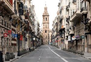 ผู้เสียชีวิตจากโควิด-19 ในสเปนเพิ่มขึ้น 510 ราย น้อยสุดในรอบ 19 วัน