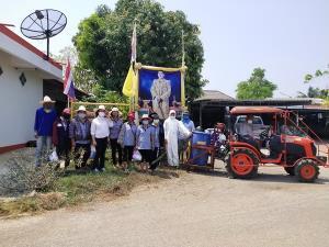 ยินดีต่อเนื่อง!! ผู้ติดเชื้อโควิด-19 จ.กาญจนบุรี รักษาหายเพิ่มอีก 2 ราย