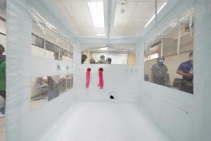 มูลนิธิเอสซีจี่ ส่งมอบอีก 2 นวัตกรรมปกป้องแพทย์-พยาบาล ลดเสี่ยงโควิด ใช้งานแห่งแรกที่รพ.ราชวิถี