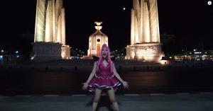"""แฟนพันธุ์แท้ """"เลดี้ กาก้า"""" จัดเต็ม MV """"Stupid Love"""" เวอร์ชั่น รักนะ…กรุงเทพ ระดมทุนสู้โควิด-19"""
