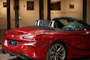 BMW Unbound World of Art Series : BMW Z4 โดย ด้วง ดวงฤทธิ์ บุนนาค
