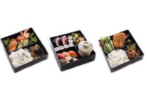 """รร.คามิโอ แกรนด์ ระยอง ชวนอิ่มท้องแม้หยุดอยู่บ้าน กับเดลิเวอรี่ """"ชุดอาหารญี่ปุ่นสไตล์เบนโตะ"""""""