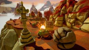 """เกมอินดี้สุดแนว """"Rock of Age 3"""" พร้อมจำหน่ายบนคอนโซลและพีซี 2 มิ.ย.นี้"""