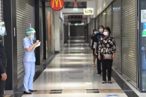 """กทม.ทดสอบการติดเชื้อโควิด-19 ผ่านศูนย์ """"Local Quarantine"""" กักกันโรคก่อนครบ 14 วัน"""
