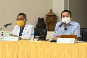 ผู้ว่าฯ ย้ำการ์ดห้ามตก! ยอดผู้ป่วยโควิดโคราชไม่ขยับครบ 1 สัปดาห์ พร้อมปรับแผนช่วยเหลือปากท้อง ปชช.