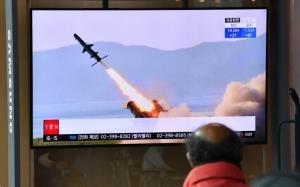 เกาหลีเหนือยิงขีปนาวุธชุดใหญ่ ฉลองวันเกิด 108 ปี 'คิม อิลซุง'
