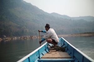 ผลการศึกษาชิ้นใหม่พบเขื่อนจีนกักน้ำอื้อทำปลายน้ำโขงแล้งหนัก