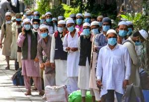 อินเดียตั้งข้อหา 'ผู้นำมุสลิม' จัดกิจกรรมศาสนา ทำยอดติดเชื้อ 'โควิด' พุ่ง