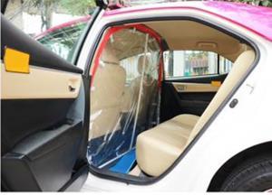รพ.ราชวิถี เผยภาพรถแท็กซี่ บริการรับส่งผู้ป่วย COVID-19 มาตรการความปลอดภัยครบครัน