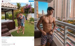 Tiago Ramos หนุ่มบราซิล วัย 22 แฟนใหม่แม่เนย์มาร์