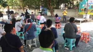 28 เครือข่ายภาคประชาชนเพชรบุรีออกแถลงการณ์ ขอให้ชะลอการโยกย้ายผู้ว่าฯ