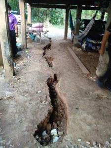 หลอนโควิดยังไม่พอ! ชาววังน้ำคู้-เมืองสองแคว ต้องผวาดินใต้ถุนบ้านแยกซ้ำ