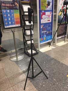 MRT คัดกรอง 100% รฟม.เผยตั้งจุดวัดไข้ทางเข้าออกครบทุกสถานี