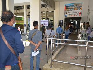 ด่านเบตงรับคนไทยกลับจากมาเลย์วันที่ 4 ทยอยเข้ามาแล้ว 45 คน จากยอดที่แจ้ง 50 คน