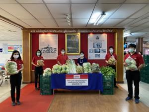 แม็คโครส่งมอบผักปลอดภัยจากเกษตรกรชาวเหนือ