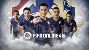 """""""FIFA Online 4"""" ปฐมบทตำนานนักเตะไทยได้เริ่มต้นขึ้นแล้ว!"""