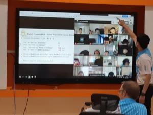 ล้ำหน้าอีกแล้ว! ขอนแก่นวิทย์ฯ นำร่องเปิดห้องเรียนออนไลน์ฝ่าวิกฤตโควิด-19