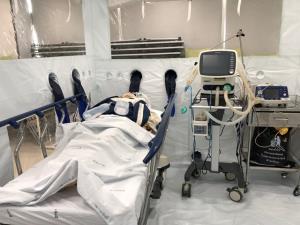 อินทัช มอบห้องแยกป้องกันโควิดให้โรงพยาบาลรามาธิบดี